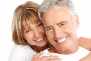 Couple with Healthy Smile