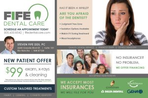 Fife Dental Care 99 New Patient